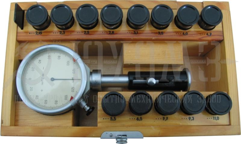 Нутромер индикаторный инструкция